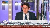 BCE: Mario Draghi a-t-il réussi à rassurer les investisseurs?: François Monnier, dans Intégrale Placements - 04/04