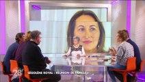 Ségolène Royal : reunion de famille - 28 minutes - ARTE