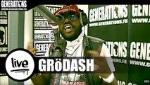 Grödash - Gordon Ramsay & Freestyle (Live des studios de Generations)