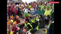 Vannes. 500 enfants des écoles publiques font carnaval