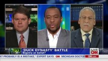 Dr  Michael Brown Schools Piers Morgan on Biblical View of Homosexuality CNN (12.19.2013)