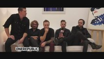 OneRepublic, the most popular pop rock band.