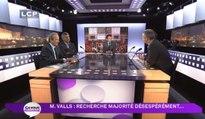 Ça Vous Regarde - Le débat : Manuel Valls : recherche majorité désespérément...
