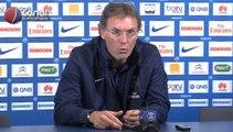 PSG / Reims - La conférence de presse d'avant-match