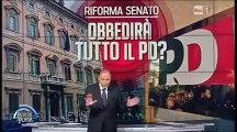 """Carla Ruocco (M5S) a Porta a Porta: """"Patti soltanto con i cittadini"""" - MoVimento 5 Stelle"""
