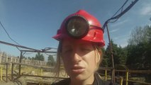 Voyage en sac à dos au Chili: Descente dans la mine du diable