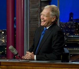 David Letterman Retiring