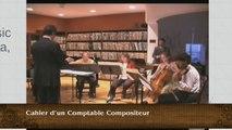 cahier comptable compositeur #17 Les compositeurs de l'amérique du sud et  la notion de nostalgie en musique