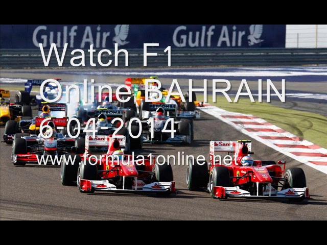 View BAHRAIN GP Formula One Live