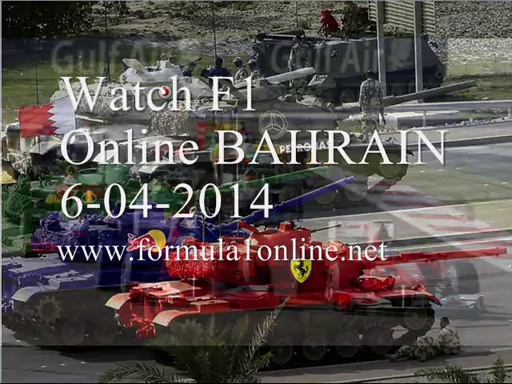 WATCHING Formula One Racing Sakhir