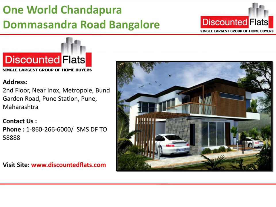 Artha Property New Residential Project Artha One World at Hosur Road Bangalore