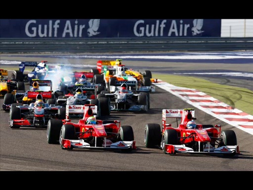 Watch Formula One At BAHRAIN 2014