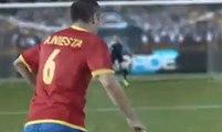 Andrés Iniesta star d'une superbe campagne publicitaire