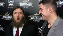 Yes! Yes! Yes! WWE Superstar Daniel Bryan on WrestleMania 30!