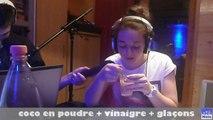 Défi de l'invité - Manger un repas immonde - Radio Môle [HD]