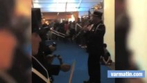 La Musique des Sapeurs Pompiers de Brignoles joue du Daft Punk