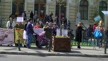 Romania Normala la cap. JOS ASPA, JOS Oprescu, JOS Bancescu, JOS bolsevicii, 4 aprilie, partea a IV-a