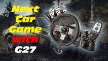 Next Car Game Logitech G27 Fiilarit (G27 gameplay, latest build)