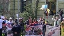 Romania Normala la cap  JOS ASPA, JOS Oprescu, JOS Bancescu, JOS bolsevicii, 4 aprilie, partea a VI-a