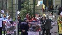 Romania Normala la cap. JOS ASPA, JOS Oprescu, JOS Bancescu, JOS bolsevicii, 4 aprilie, partea a VII-a