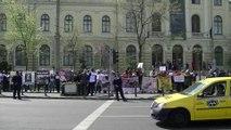 Romania Normala la cap  JOS ASPA, JOS Oprescu, JOS Bancescu, JOS bolsevicii, 4 aprilie, partea a VIII-a