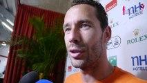 Coupe Davis Nancy: La réaction de Michaël Llodra après la victoire en double