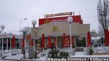McDonald's Closes Crimea Locations