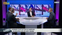 Ford/Cadillac: Anthony Babkine, Valéry Pothain et Frank Tapiro, dans A vos marques – 06/04 1/3
