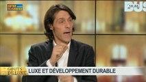 Luxe et développement durable: des entreprises créatives, innovantes et engagées, dans Goûts de luxe Paris – 06/04 3/8