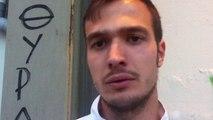Ο Γιώργος Σικαλιάς, γκολκίπερ της ΑΕΛ, μιλάει στο Sport24.gr