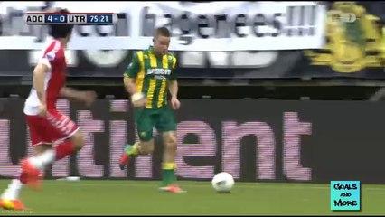 Гол Михил Крамер · Ден Хааг (Гаага) - Утрехт (Утрехт) - 4:0
