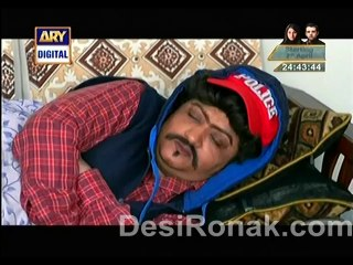 Quddusi Sahab Ki Bewah - Episode 144 - April 6, 2014 - Part 2