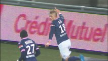 But Daniel WASS (70ème) - FC Lorient - Evian TG FC - (1-1) - 05/04/14 - (FCL-ETG)