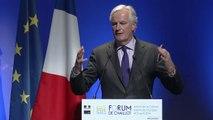 Forum de Chaillot : Intervention de Michel Barnier, Commissaire Européen au marché intérieur et aux services (vendredi 4 avril 2014)