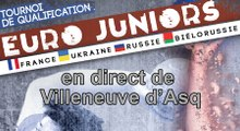 France / Russie - Qualif Euro Handball Juniors Garçons