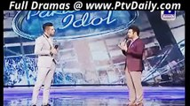 Pakistan idol by geo Entertainment - 6th April 2014