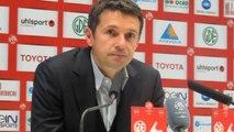 Football (VAFC) : Rémi Garde apprécie le succès de Lyon à Valenciennes