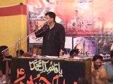 Zakir Ghulam Abbas Ratan  majlis  11 oct Darbar Shah Shamas Multan