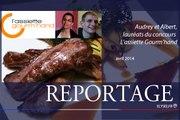 Ils vont cuisiner pour le président : Audrey et Albert, lauréats du concours Assiette Gourm'hand