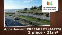 A vendre - Appartement - PREFAILLES (44770) - 1 pièce - 21m²