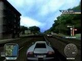 course vitesse max tdu lamborghini