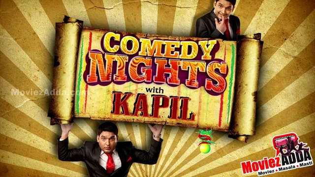 Amitabh Bachchan's Shagun Ki Pappi On Comedy Nights!