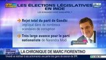 """Marc Fiorentino: Élections législatives en Inde: """"C'est la plus grande élection démocratique du monde"""" - 07/04"""