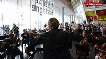 Rennes. L'Orchestre symphonique de Bretagne invité des Champs Libres
