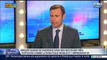 Le groupe Gorgé se lance dans l'impression 3D, Raphael Gorgé, dans GMB – 07/04