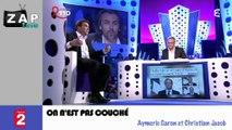 Manuel Valls « fait peur » à Marine Le Pen, Patrick Balkany fait un bras d'honneur à la télé...