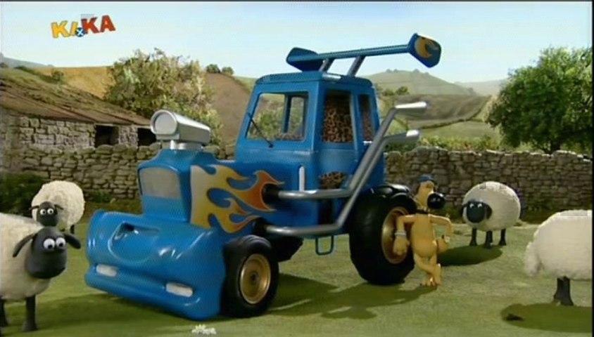 Baranek Shaun The Sheep - Troublesome Tractor