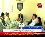 Karachi: Chairman PEMRA and cable operators meeting
