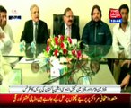 Karachi: Chairman PEMRA and cable operators Press conference