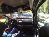 Course de cote Bagnols Sabran 2014 Kenny Rocher Caméra Embarquée
